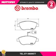 P23087 Kit pastiglie freno a disco ant Fiat-Lancia-Opel (MARCA-BREMBO).