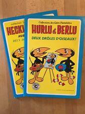 Heckle et Jeckle/Hurlu et Berlu - Sagédition - 1982 et 1977 - NEUF