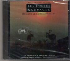 CD Pierre BACHELET - Les contes sauvages Musique de film +RARE+