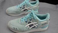 WMNS ICONIC  Asics Gel Lyte 3 III Snowflake Suede Pale Blue Trainers EUR 43 UK 9