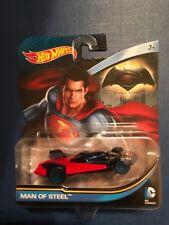 HOT WHEELS - MAN OF STEEL - BATMAN V SUPERMAN - DIE CAST