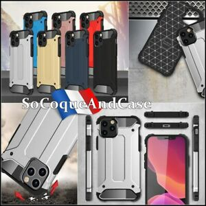 Case Cover Shockproof Hybrid IPHONE 12, Pro, Max Mini