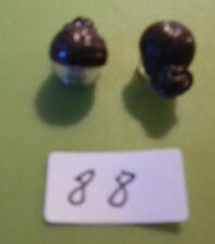 Lego Figuren: 2 Haare für Frauen Dutt 13251
