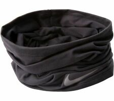 Nike Adulti Fascia per Capelli Multifunzionale Warm Dir-Fit Corsa Avvolgere Nero