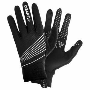 Craft Sportswear Storm Wind/Waterproof Bike Cycling Fleece Lined Glove Large