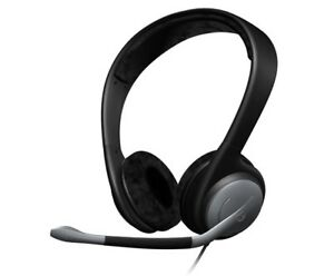 Sennheiser PC 151 Headset for  Con calls Video calls  or Gaming. Over the head.