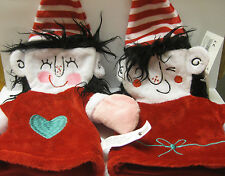 18 ELF HAND PUPPETS CHRISTMAS PARTY GIFT TOY WHOLESALE JOBLOT PUPPET POUND SHOP