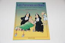 Les Femmes en Blanc T18 Opération duo des ... EO / Bercovici / Cauvin // Dupuis