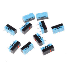 10X Button Switch 3Pin Mouse Switch Microswitch For RAZER Logitech G700 Mouse HF