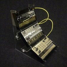 Korg Volca 3 tier perspex/acrylic synth holder/stand
