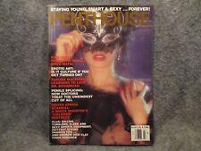 Penthouse March 1994 Vintage Magazine Mignon Champ & Inside The Israeli Mafia