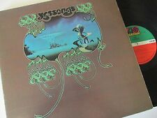 Yes-Yessongs Live-SD 3-100-Triple-Vinyl-Lp-Record-Album-USA-Jon Anderson-1970s