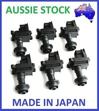 Genuine Nissan Ignition Coil Packs Skyline R33 Series 2 RB25DET R34 GTR RB26DETT