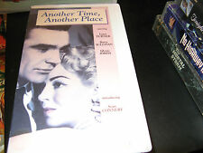 Another Time, Another Place-Lana Turner-Sean Connery