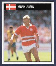 ORBIS 1990 WORLD CUP COLLECTION-#206-DENMARK-HENRIK LARSEN