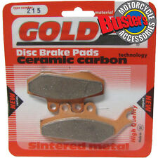 Rieju RS2 125 2008 AJP Calipers Only Sintered Motorcycle Front Brake Pads