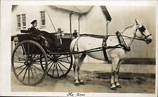 Felling posted Horse & Cart. The Boss.