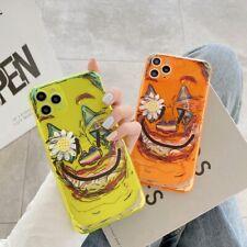 Cool Graffiti Clown Soft TPU Phone Case Cover For iPhone 7 8 11 Pro XS Max XR