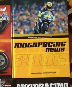MOTORACING NEWS 2005 Martino Agrati Boni POLE POSITION COMMUNICATION Zorzi Rossi