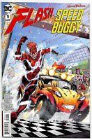 The Flash Speed Buggy #1 Hanna Barbera DC Comic 1st Print 2018 NM