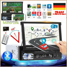"Autoradio Mit 7"" Touchscreen Bildschirm Bluetooth USB  TF 1DIN Radio MP5 Player"