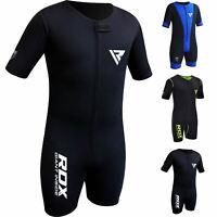 RDX Sudation Survêtement Costume De Sauna Sweat Suit Perte Poids Training FR