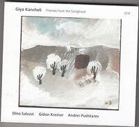 DINO SALUZZI / GIDON KREMER / A. PUSHKAREV - giya kancheli CD