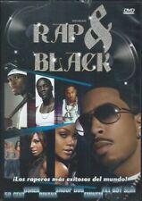 Rap & Black!Los Raperos Mas Exitosos Del Mundo-DVD