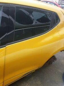 RENAULT CLIO LEFT REAR DOOR SHELL X98 RS 200 , 5 DR HATCH , 01/13-
