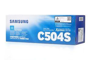 PL Neu Samsung CLT-C504S Toner Cyan B
