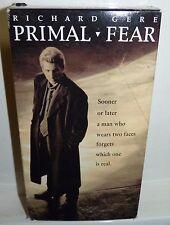 Primal Fear (VHS, 1996) Richard Gere
