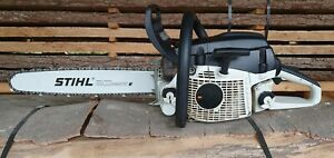 Stihl 261 c chainsaw m tronic - converted to 3/8 picco. Includes 3 chains/ MS261