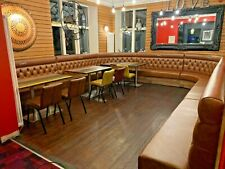 More details for bespoke commercial seating for pub/bar/restaurant/club booth bench £85 per foot