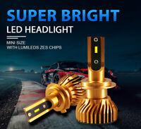 H11 H8 H9 LED H1 H4 H7 9006 9005 Headlight Bulb Luxeon ZES 4300K 5000K 6000K