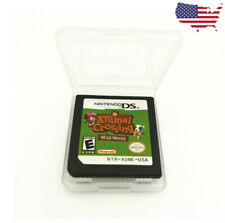 Hot Animal Crossing: Wild World Nintendo DS Game Card for DS / DSi / 3DS XL US