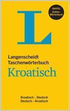 NEU: Das neue Taschenwörterbuch KROATISCH - Ein Standardwerk von Langenscheidt
