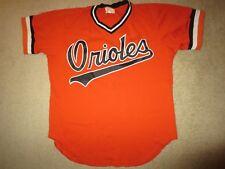 Baltimore Orioles 1980 MLB Baseball Wilson Jersey 44 Med M