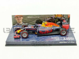 MINICHAMPS 1/43 - RED BULL TAG HEUER RB12 - ALLEMAGNE GP 2016 - 417160833