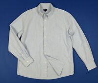 Old ridel camicia uomo usato a righe XL shirt used vintage manica lunga T5902