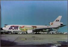 (r39) AOM French Airlines: McDonnell Douglas DC-10-30