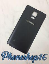 Original Samsung Galaxy Note 4 N910F Akkudeckel Deckel Backcover Cover Schwarz