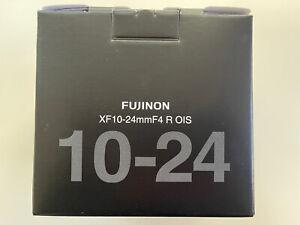 Fuji Fujinon XF 10-24mm F4 R OIS AF Lens