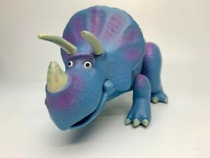 "RARE Toy Story Trixie LARGE Deluxe Dinosaur 10"" long Disney Store Exclusive Rex"