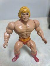Vintage MOTU He-man Figure Loose 1982