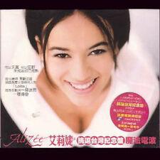 CD Alizée - Mylène FARMERMes courants electriques Taïwan tour  edition + cards