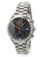 OMEGA Speedmaster Chronograph Automatic Date Watch 3511.80 Serviced on Sep 2017