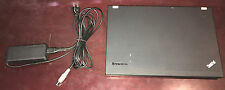 Lenovo ThinkPad X220 Laptop, Windows 7, 1TB HDD, Core i5 2.60GHz, 4 GB RAM