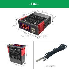 Dc 12v All Purpose Stc 1000 Digital Temperature Control Controller Sensor