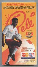 Orig.Videokassette   Training mit Pele // Herausgegeben zur WM USA 1994  !!  TOP