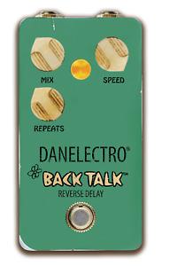 Danelectro Back Talk Reverse Delay (RBAC1)